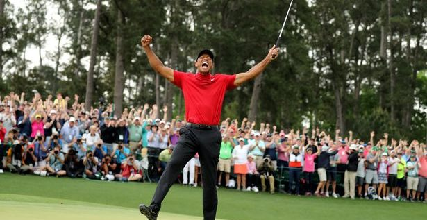 Tiger Woods Jumps to 6th Rankings After Grandmasters Triumph