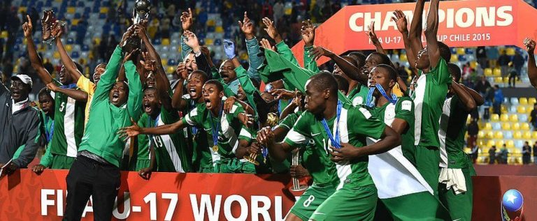 AFCON U-17: Golden Eaglets Seek Third Continental Glory