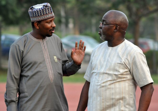 NFF To Nigerians: 'Criticise But Always Support Us'