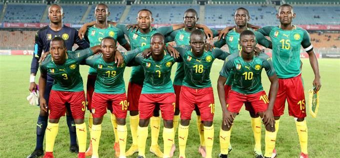 Cameroon Emerge 2019 Under-17 AFCON Champions