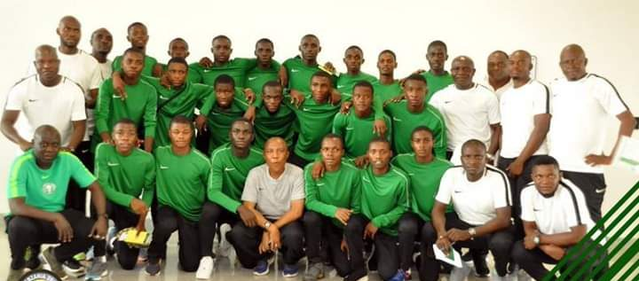 Golden Eaglets Survive CAF MRI Test In Tanzania, Cameroon Suffers
