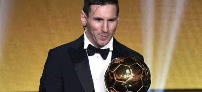 Lionel Messi Deserves Next Ballon d'Or …