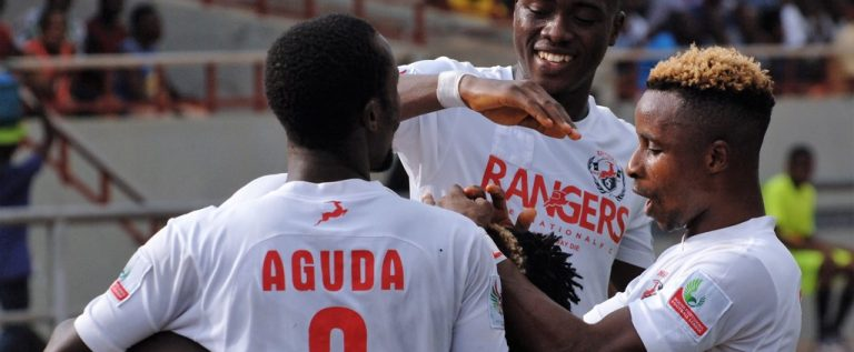 Rangers Beat MFM,  Open Six Points Gap