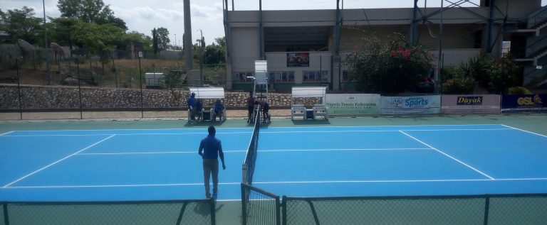Tombin Abuja Open: Bushmuka Of USA  Defeats Nigeria's Emmanuel Idoko