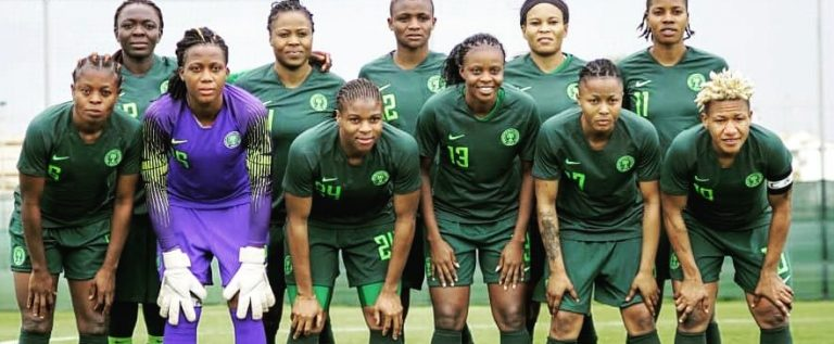 Dennerby Invites 26 Falcons For  WAFU Women's Cup