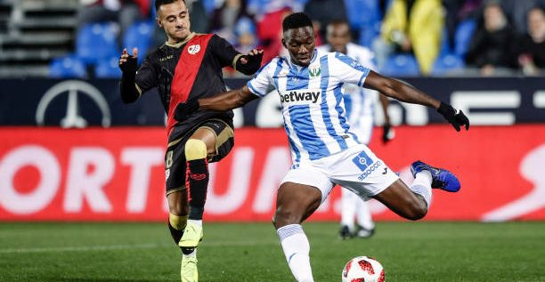 Kenneth Omeruo Named Man Of The Match In Leganes Laliga Draw