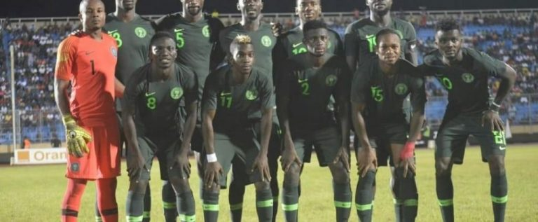 Ukraine V Nigeria: Rohr impressed by 'New' Super Eagles display