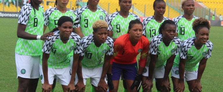 Super Falcons Arrive Abidjan May 7 For WAFU Women's Tourney