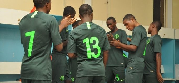 U-17 AFCON: Nigeria Defeat Angola Book 2019 FIFA U17 World Cup Ticket