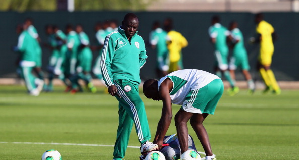 We Are Not Under Pressure To Qualify For U-17 World Cup – Manu