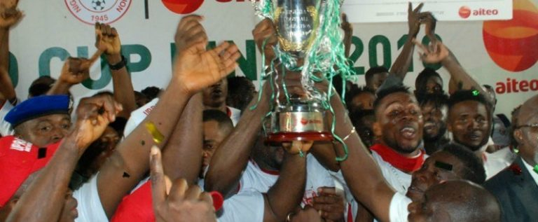 Rangers Reclaim Enugu FA Cup, Set For Aiteo Cup  Defence