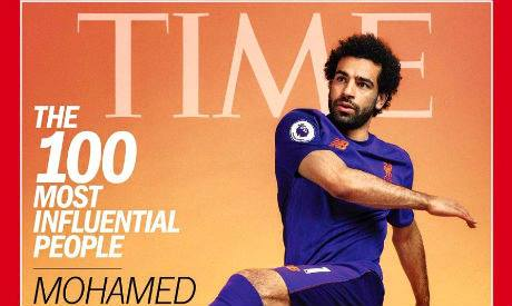 Egypt's Mohamed Salah Named In Time's 100 Most Influential People In 2019