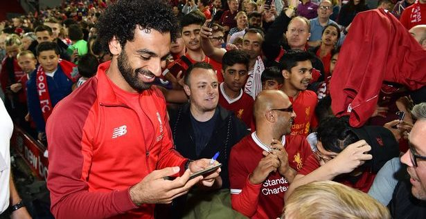 Salah Calls For Greater Support For Women, Admits Pressure Being A Role Model