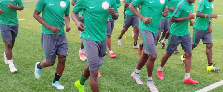 U-23 AFCON: Olympic Team open camp in Abuja ahead Sudan Clash