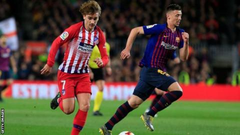 Antoine Griezmann To Leave Atletico Madrid At End Of Season