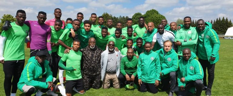 Flying Eagles Arrive Poland Ahead Of Friday U-20 World Cup Kick Off
