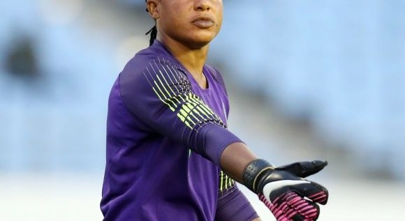 Oluehi Targets Best Goalkeeper In France World Cup