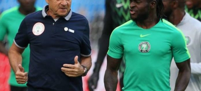I will Not Kneel To Beg Moses To Play For Super Eagles – Rohr
