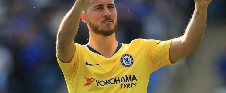 REVEALED: wyhy Hazard Left Chelsea