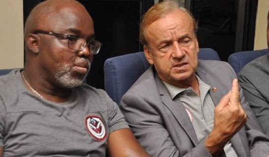 NFF Gives Rohr Target To Win 2021 AFCON