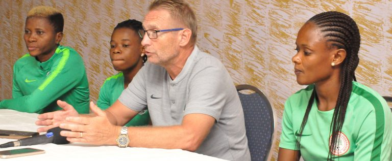 Falcons Will Be Mentally Ready  For France World Cup –Dennerby
