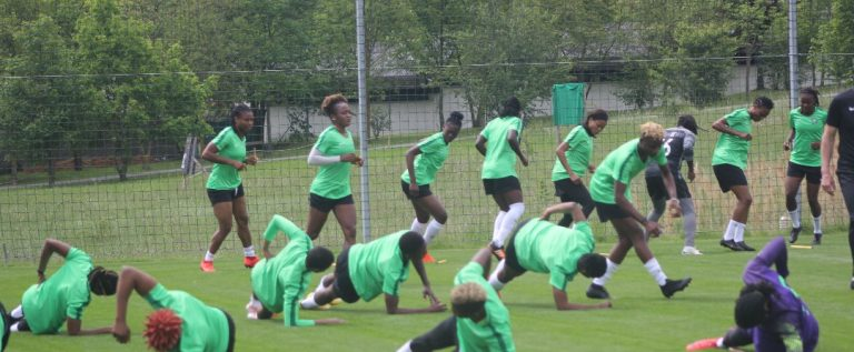 Dennerby Invites 30 Super Falcons For Tokyo 2020 Qualifier Against Algeria