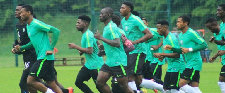 Poland World Cup: Flying Eagles Mark Children's Day Ahead Of USA Clash