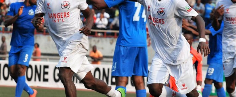 Rangers Return To Winning Ways, Disunite Kwara Utd. In Enugu