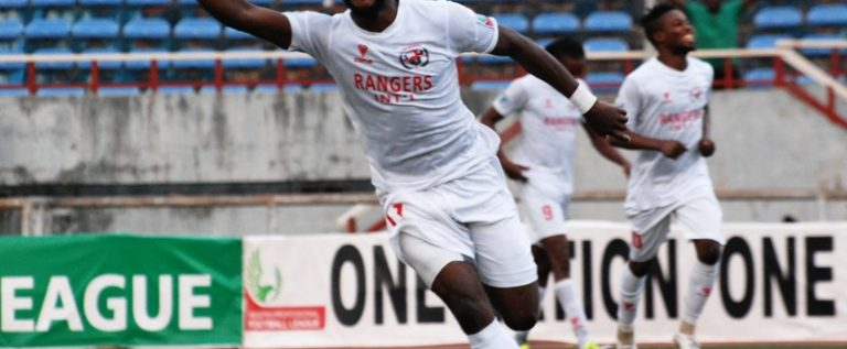 NPFL Super Matchday 3: Rangers Forced To 3 All Draw Against Akwa United