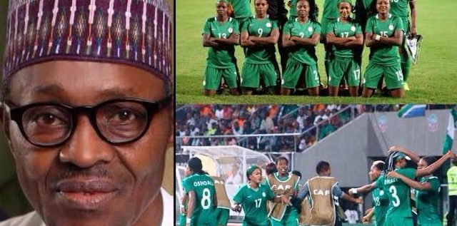 Unleash Your WAFU Cup Zeal On France World Cup – Buhari Charges Super Falcons