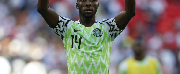 Iheanacho Vows To Deliver In AFCON 2019