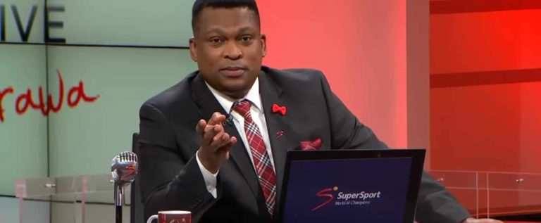 Supersports Presenter, Robert Marawa, Sacked