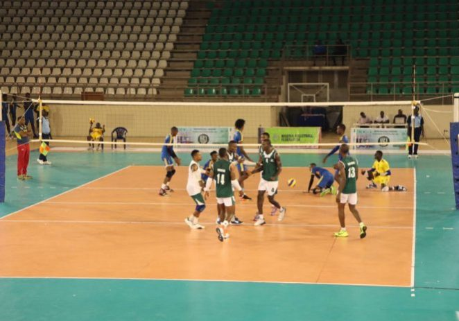 Nigeria Battles Cameroon  In Olympic Volleyball Qualifiers Today