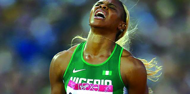 Tokyo 2020: Blessing Okagbare Suspended From Participating In Olympics