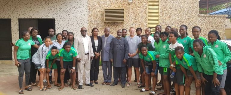NFF Scribe Charges Super Falcons To Create New World Cup History