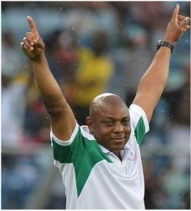 Stephen Keshi Lecture/U-17 Second Edition Tournament Hold In June