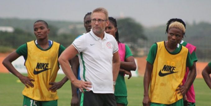CONFIRMED: Dennerby Did Not Prepare Falcons List For Cote'd'Voire Olympic Qualifiers