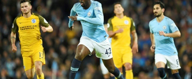 Yaya Toure On Trial At Second-Tier Chinese Club
