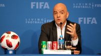 FIFA President Infantino Interfering In Corruption Probe