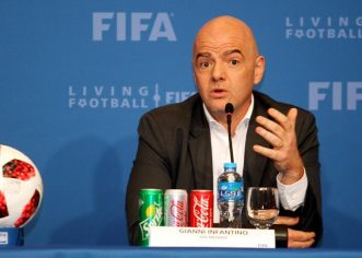 Two-year World Cup will promote football development, Spread Hosting – Infantino