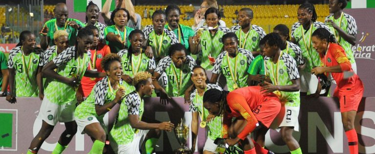 France World Cup: Super Falcons Depart Abuja For Austria Camping
