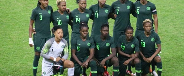 WAFU Cup: Super Falcons Tackle Ghana In Semi-final