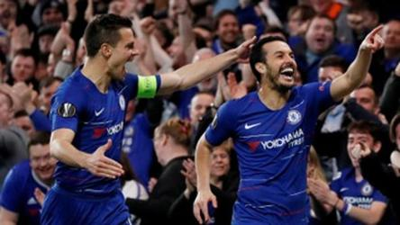 Chelsea Win Frankfurt On Penalties, Set Up Europa League Final Against Arsenal