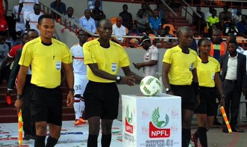 Why CAF Snubbed Nigerian Referees for 2019 AFCON