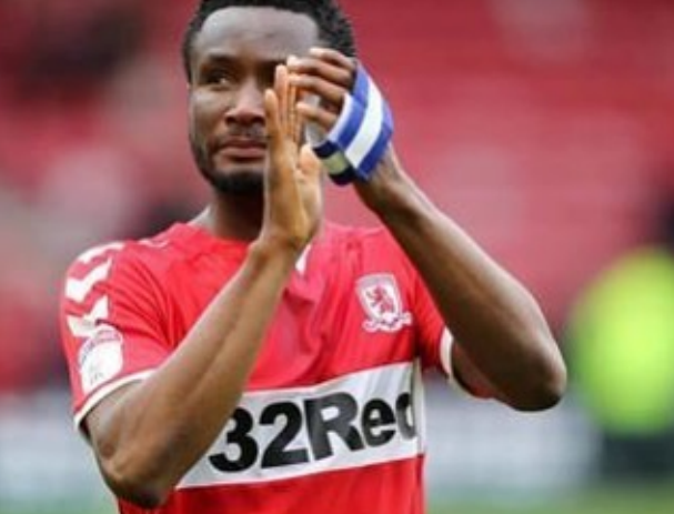 Mikel Obi Sets For EPL Return