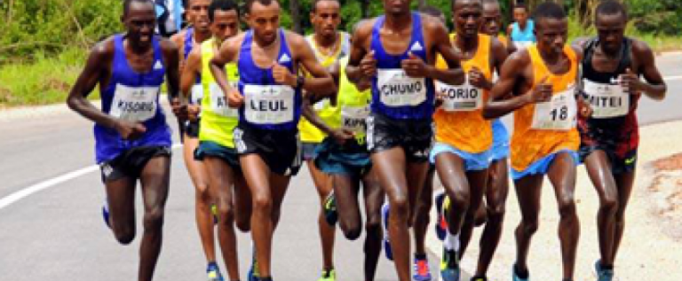 Okpekpe Race: Nigerian Athletes Set To Battle For Honours