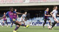 Oshoala Scores AS Barcelona Thrash Man City In Champions League