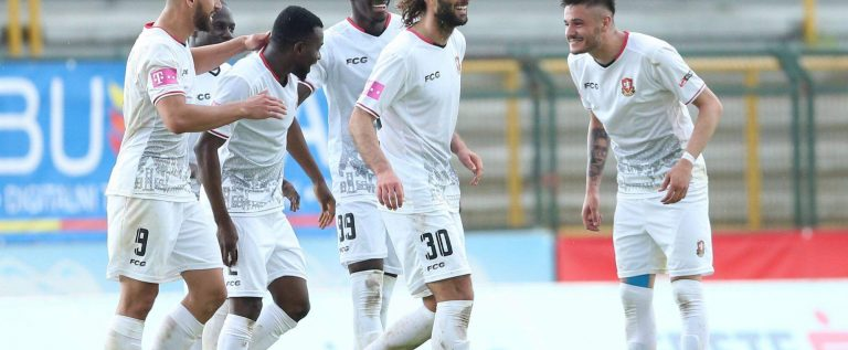 First Goal For HNK Gorica Excites Muhammed