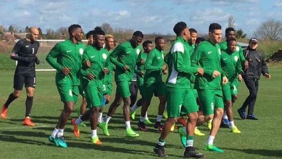 Rohr Submits Eagles List for Ukraine Friendly