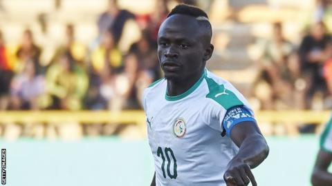 AFCON 2019: Sadio Mane Suspended For Senegal's Opening Match